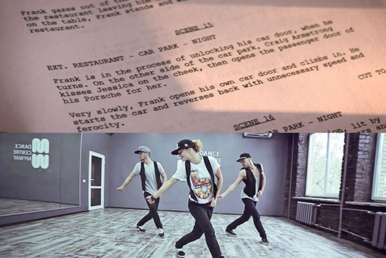 Script-Writing-and-Choreography
